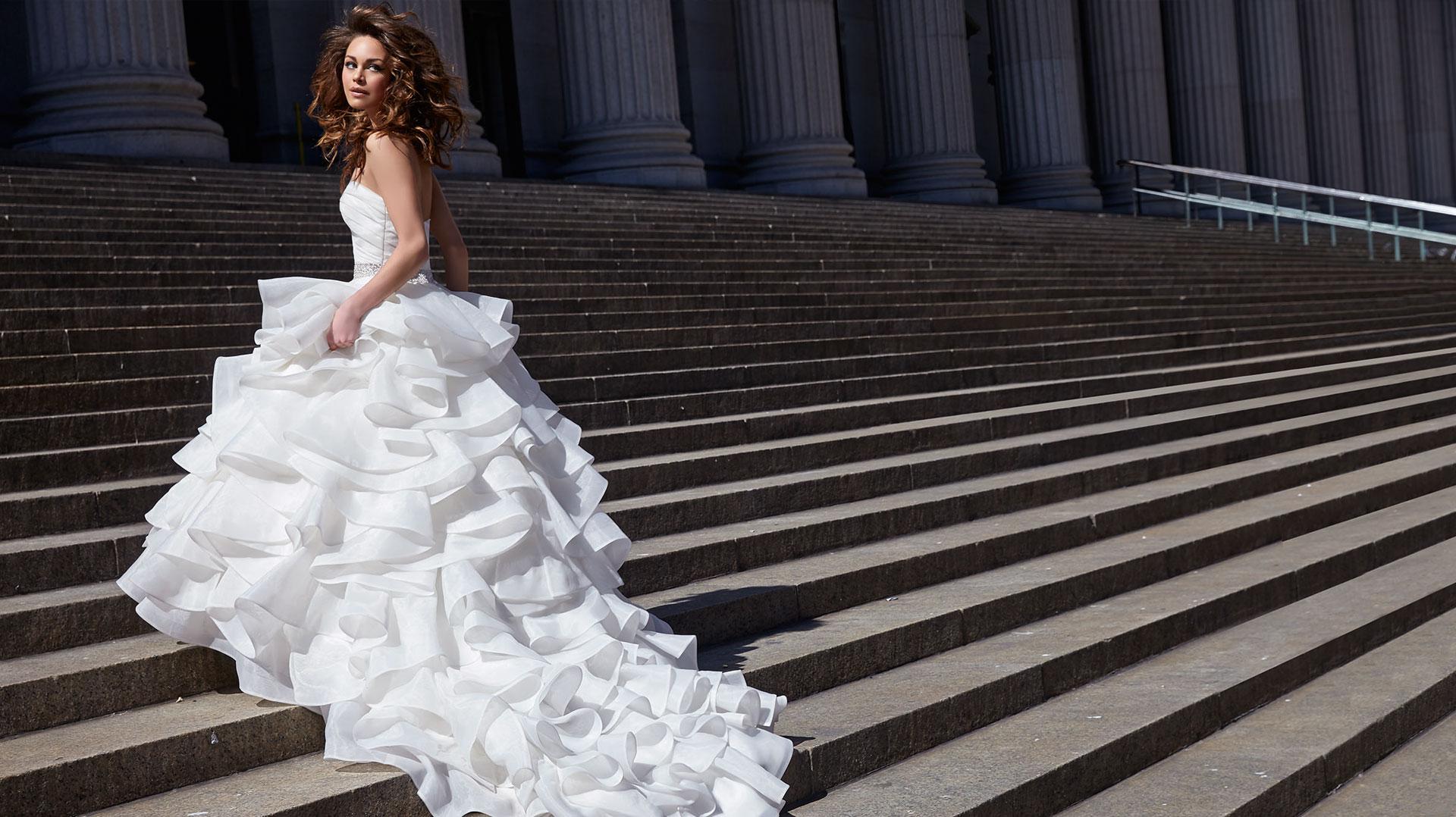 Vestidos de boda de California — Cuadros