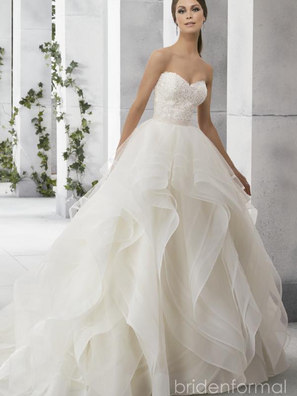 Vestidos de novia briden formal precios