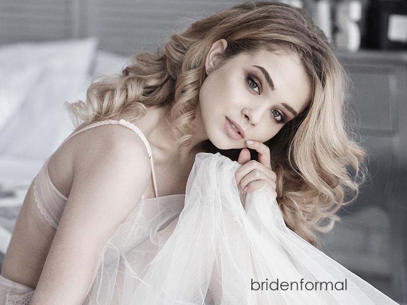Lenceria para tu vestido de novia